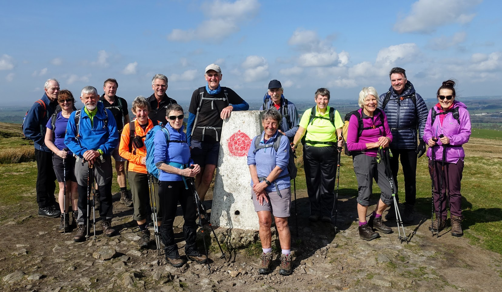 The Lancashire Way is a long distance walk, currently 182 miles long, which explores Lancashire's past, its landscape and scenery and tells you stories of its wonderful folk, plus much more…